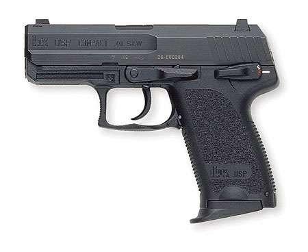 hk usp 40 compact lem Pilots Save Big on H&K Pistols